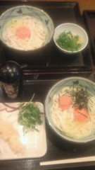 夏秋佳代子 公式ブログ/☆丸亀製麺☆ 画像3