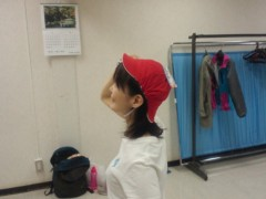 夏秋佳代子 公式ブログ/☆赤白帽子☆ 画像1