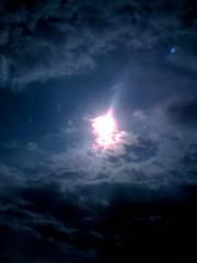 夏秋佳代子 公式ブログ/太陽が、幻想的!? 画像1