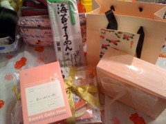 夏秋佳代子 公式ブログ/11/6 のありがとう!! 画像1