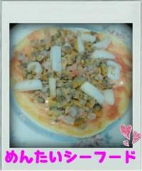 夏秋佳代子 公式ブログ/ピザ♪ピザ♪ 画像3