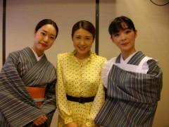 夏秋佳代子 プライベート画像/☆2010・佐賀のがばいばあちゃん☆ 共演のお2人です