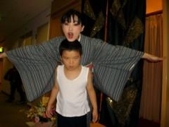 夏秋佳代子 プライベート画像/☆2010・佐賀のがばいばあちゃん☆ 合体!ガォーレンジャー!