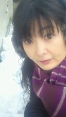 夏秋佳代子 公式ブログ/雪の中に〜( о^∇^о) 画像1