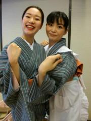 夏秋佳代子 プライベート画像/☆2010・佐賀のがばいばあちゃん☆ うるさい2人