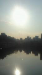 夏秋佳代子 公式ブログ/夕陽が… 画像1