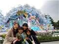 夏秋佳代子 プライベート画像/東京DisnyLand(2010/11/15) 931115233440qz9