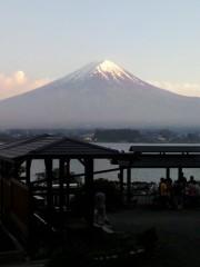 桜井恵美 公式ブログ/富士山(*^^*) 画像1