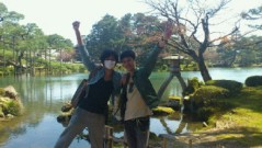 桐山漣 プライベート画像/It's a nice place!!  DSC_0135