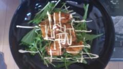 桐山漣 プライベート画像/My fried chicken!!!!! DSC_0244