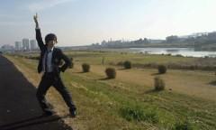 桐山漣 プライベート画像/ここから、今から 20111216_01