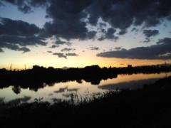 川井つと 公式ブログ/夕焼けパート2 画像1