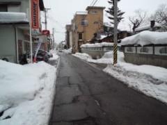 川井つと 公式ブログ/雪景色 画像2