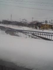 川井つと 公式ブログ/雪景色 画像1