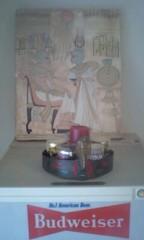 川井つと 公式ブログ/ラムセス二世の石像&壁画 画像2