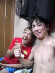 ジョニー志村 公式ブログ/猫ひろしさんと一緒 画像1