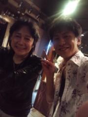 ジョニー志村 公式ブログ/ツートン青木オンステージ 画像1