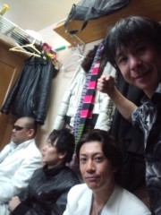 ジョニー志村 公式ブログ/今日の楽屋 画像1
