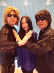 ジョニー志村 公式ブログ/大御所&荒牧陽子ちゃん 画像1
