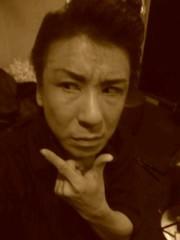ジョニー志村 公式ブログ/久々の顔マネ 画像1