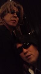 ジョニー志村 公式ブログ/今日は都内で影武者X 画像1