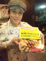 ジョニー志村 公式ブログ/一足早く 画像1