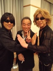 ジョニー志村 公式ブログ/大御所&荒牧陽子ちゃん 画像2