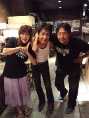 ジョニー志村 公式ブログ/世界のレスラーと 画像1