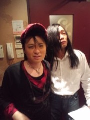 ジョニー志村 公式ブログ/またまた番組収録 画像2