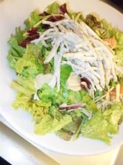 末吉幸乃 公式ブログ/Echikaのサラダ 画像1