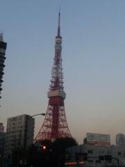 末吉幸乃 公式ブログ/東京タワー☆ 画像1