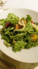 末吉幸乃 公式ブログ/Salad Lunch 画像1