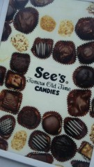 末吉幸乃 公式ブログ/see's candies 画像1