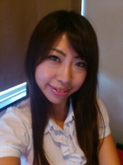 飯塚美智子 公式ブログ/今日は暑いね 画像1