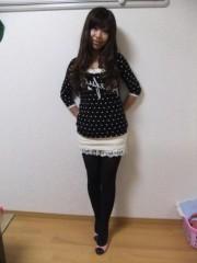 飯塚美智子 公式ブログ/今日のファッション!!! 画像1