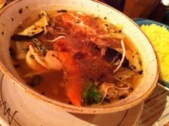 あずな 公式ブログ/スープカレー☆ 画像1
