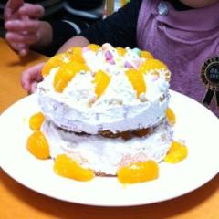 あずな 公式ブログ/ケーキ☆ 画像1
