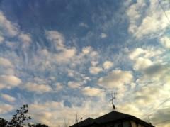 あずな 公式ブログ/みんなおなじ空の下…☆ 画像1