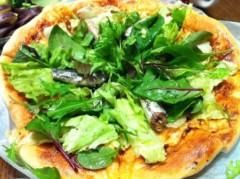 あずな 公式ブログ/手作りピザ〜 画像2