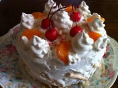 あずな 公式ブログ/ケーキ! 画像2