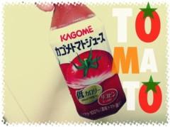あずな 公式ブログ/トマトジュース! 画像1