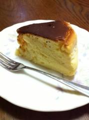 あずな 公式ブログ/チーズケーキ 画像1