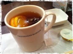あずな 公式ブログ/オレンジティー☆ 画像1