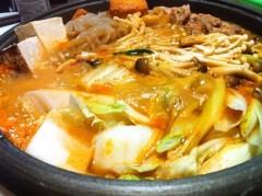 あずな 公式ブログ/味噌キムチ鍋〜 画像1