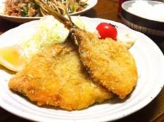 あずな 公式ブログ/アジフライ☆ 画像1
