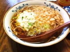 あずな 公式ブログ/お蕎麦☆ 画像1