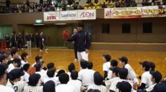 稲葉篤紀 公式ブログ/稚内で野球教室! 画像3