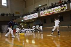 稲葉篤紀 公式ブログ/稚内で野球教室! 画像1