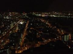 義達祐未 公式ブログ/2012初日の夜景を。 画像2