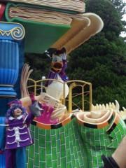 白井優 公式ブログ/お母さんハピバ&ディズニーハロウィン 画像2